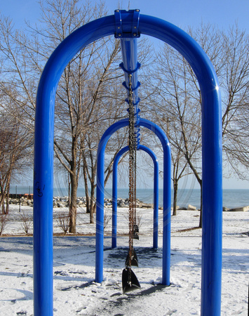 Berger Park Blues - Edgewater Lakefront 12.2007